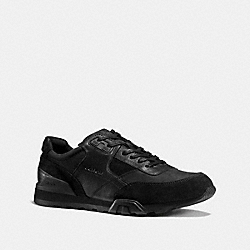 COACH FG1044 Soho Sneaker BLACK/BLACK