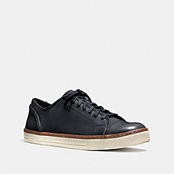 COACH FG1134 York Lace Sneaker NAVY
