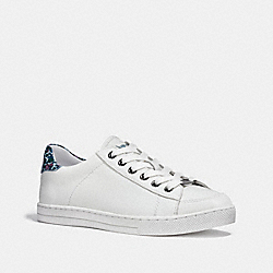 COACH PORTER LACE UP - WHITE/MIST - FG1259