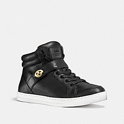 COACH FG1274 Pembroke High Top BLACK