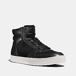 DEWITT HIGH TOP - fg1279 - BLACK