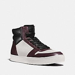 COACH FG1279 Dewitt High Top CHALK