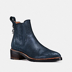 COACH FG1286 Bowery Chelsea Boot DENIM
