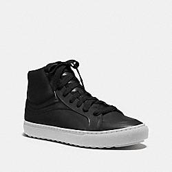 COACH FG1386 C202 Sneaker BLACK