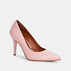 COACH FG1538 Pointed Toe Pump BLUSH
