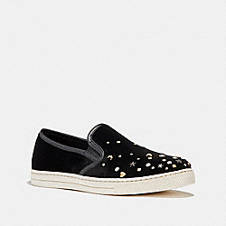 PARKSIDE WITH STARDUST RIVETS - fg1848 - BLACK