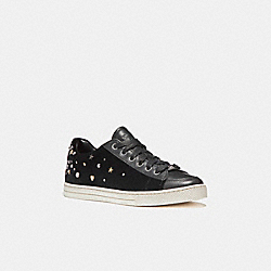 PORTER WITH STARDUST RIVETS - fg1852 - BLACK