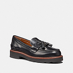 COACH FG1863 Mercer Loafer BLACK