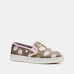 C117 WITH CAMO ROSE PRINT - fg1892 - KHAKI/PINK