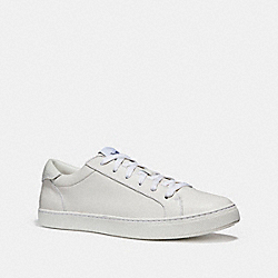 COACH FG1947 C126 Low Top Sneaker WHITE