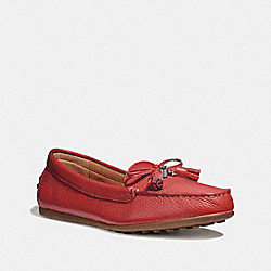 TASSEL GREENWICH DRIVER - fg2020 - ORANGE RED