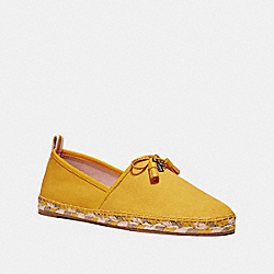 MADISON ESPADRILLE - fg2140 - CANARY
