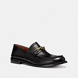 COACH FG2359 Putnam Loafer BLACK
