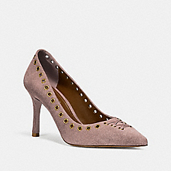 COACH FG2472 Varick Pump PALE BLUSH