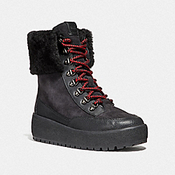 COACH FG2857 Tyler Boot BLACK/BLACK
