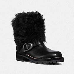 COACH FG2876 - LEIGHTON BOOTIE BLACK/BLACK