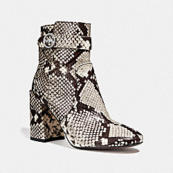COACH FG2901 - ELISA BOOTIE NATURAL