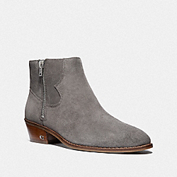COACH FG2914 Dani Bootie HEATHER GREY