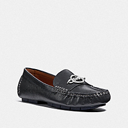 COACH FG2956 Margot Loafer MIDNIGHT NAVY