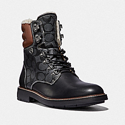 TALL HIKER - FG2995 - BLACK