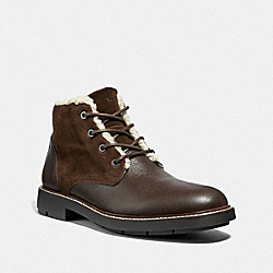 COACH FG2996 - SHORT HIKER DARK BROWN