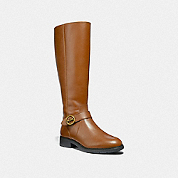 COACH FG3096 Rory Riding Boot SADDLE