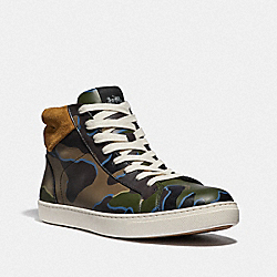 COACH FG3106 C204 With Camo Print GREEN CAMO
