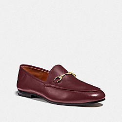 COACH FG3110 Haley Loafer WINE