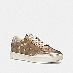 C116 WITH STAR PRINT - COACH FG3151 - KHAKI/GOLD