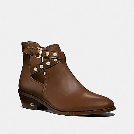 COACH FG3448 DANIKA BOOTIE SADDLE