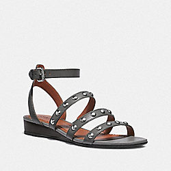 VANNA DEMI WEDGE - FG3451 - HEATHER GREY