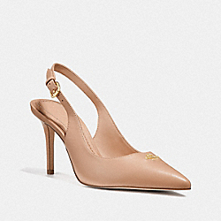 ALLIE PUMP - FG3460 - BEECHWOOD