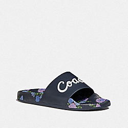 COACH FG3850 Umie Sport Slide MIDNIGHT NAVY