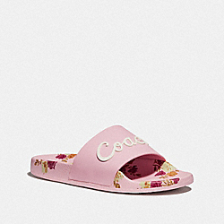 COACH FG3850 Umie Sport Slide CARNATION