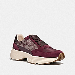 COACH FG4265 C152 Tech Runner WINE
