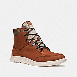 COACH FG4292 Hiker Boot SADDLE