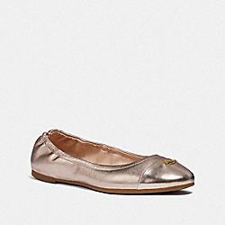 COACH FG4564 Bonnie Ballet CHAMPAGNE