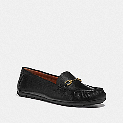 COACH FG4581 Mavis Loafer BLACK