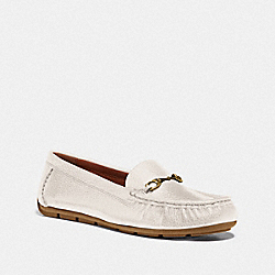 COACH FG4581 - MAVIS LOAFER CHALK