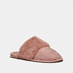 COACH FG4608 Ziva Slipper PINK