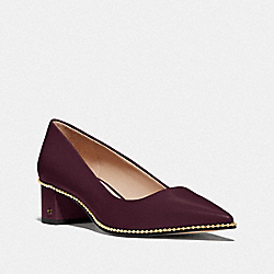 COACH FG4610 Willa Pump WINE