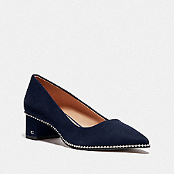 COACH FG4611 Willa Pump NAVY