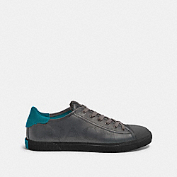 C136 LOW TOP SNEAKER - FG4671 - GRAPHITE