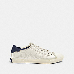 C136 LOW TOP SNEAKER - FG4671 - CHALK CADET