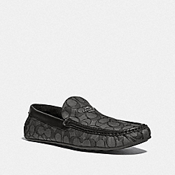 COACH FG4680 - SLIPPER CHARCOAL/BLACK