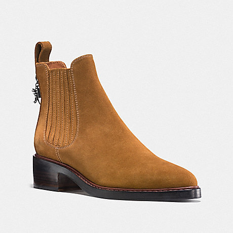 COACH G1193 BOWERY CHELSEA BOOT CAMEL