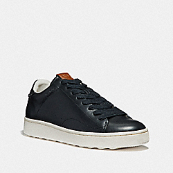 C101 LOW TOP SNEAKER - G1512 - BLACK