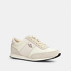 COACH G2134 Raelyn Runner CHALK