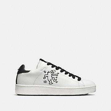Coach X Keith Haring C101 Low Top Sneaker Coach dyzcz