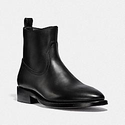 COACH G2287 - WESTERN BOOT BLACK